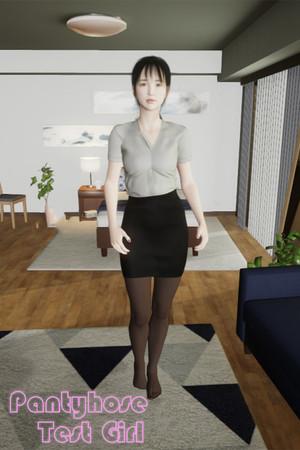 Pantyhose Test Girl poster image on Steam Backlog
