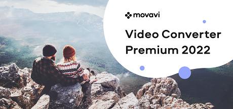 Movavi Video Converter Premium 2021 cover art