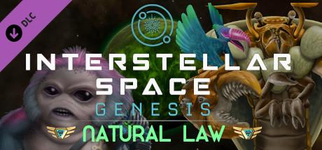 Interstellar Space Genesis Natural Law-CODEX