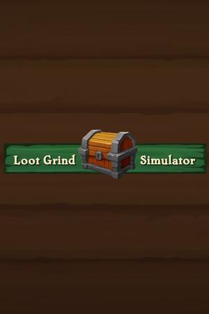 Loot Grind Simulator poster image on Steam Backlog