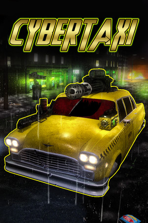 CyberTaxi poster image on Steam Backlog