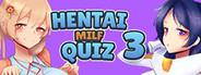 Hentai Milf Quiz 3