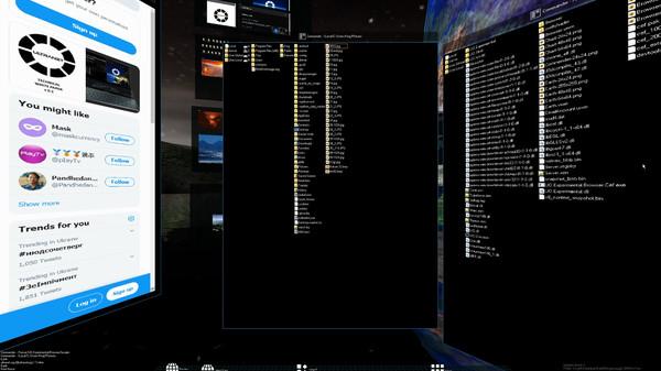 скриншот UOS Prototype 3