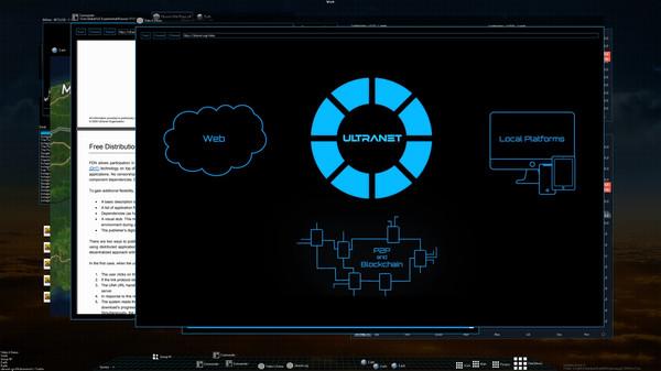 скриншот UOS Prototype 0