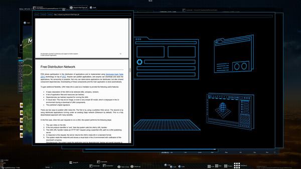 скриншот UOS Prototype 4