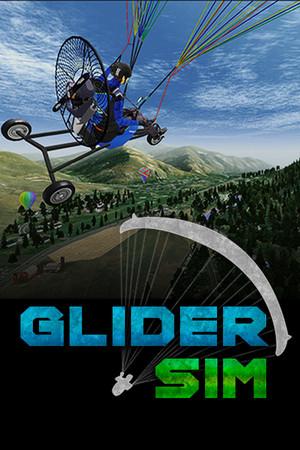 Glider Sim poster image on Steam Backlog
