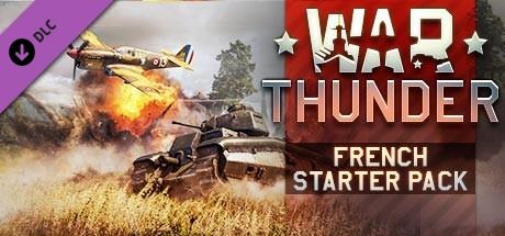 War Thunder - French Starter Pack