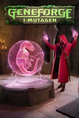 Geneforge 1 - Mutagen poster image on Steam Backlog