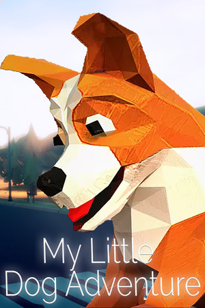 My Little Dog Adventure poster image on Steam Backlog
