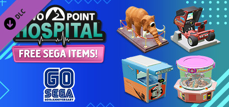 Two Point Hospital: SEGA 60th Items