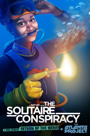 The Solitaire Conspiracy poster image on Steam Backlog