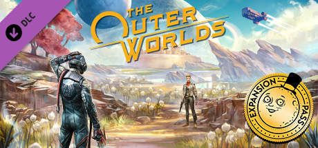 The Outer Worlds Expansion Pass cover art