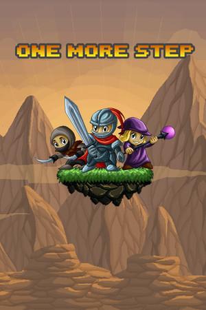再苟一步 One More Step poster image on Steam Backlog