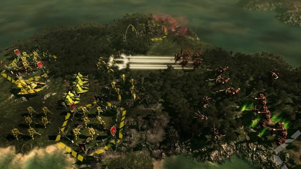 Capture d'écran n°2 du Jeu Warhammer 40,000: Gladius - Craftworld Aeldari