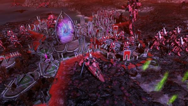 Capture d'écran n°3 du Jeu Warhammer 40,000: Gladius - Craftworld Aeldari