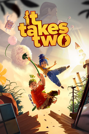 It Takes Two poster image on Steam Backlog