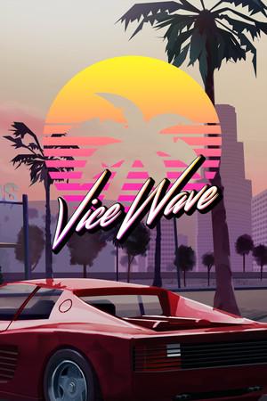 Vicewave poster image on Steam Backlog