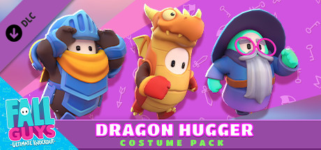 Fall Guys – Dragon Hugger Pack