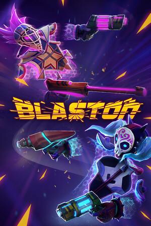 Blaston poster image on Steam Backlog