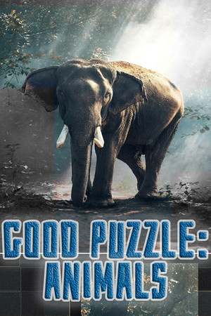 Good puzzle: Animals poster image on Steam Backlog
