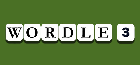 Wordle 3 cover art