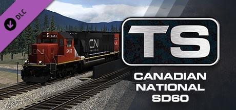 Train Simulator: Canadian National SD60 Loco Add-On