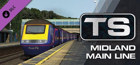 Train Simulator: Midland Main Line: Sheffield - Derby Route Add-On
