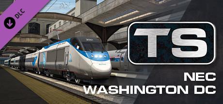 Train Simulator: Northeast Corridor: Washington DC - Baltimore Route Add-On