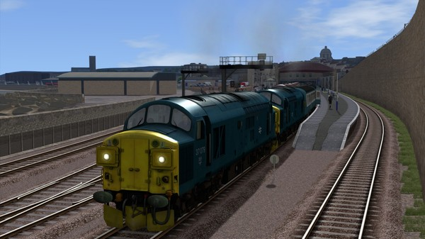 скриншот Train Simulator: Cornish Main Line: Plymouth – Penzance Route Add-On 2