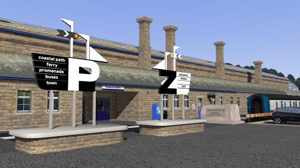скриншот Train Simulator: Cornish Main Line: Plymouth – Penzance Route Add-On 5