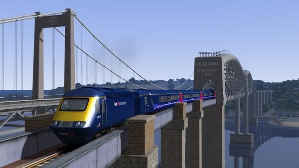 скриншот Train Simulator: Cornish Main Line: Plymouth – Penzance Route Add-On 1