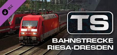 Train Simulator: Bahnstrecke Riesa - Dresden Route Add-On