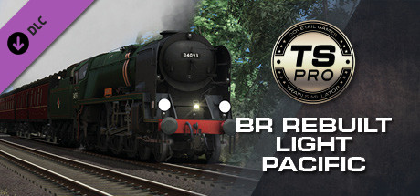 Train Simulator: BR Rebuilt West Country & Battle of Britain Class Steam Loco Add-On