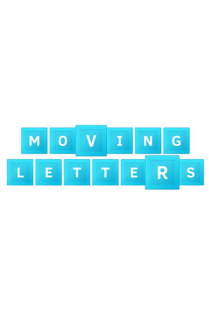 Moving Letters poster image on Steam Backlog