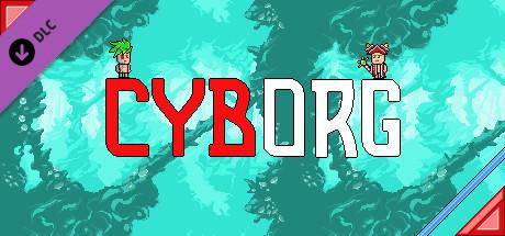 Throne of Fate - CYBORG cover art
