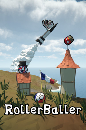 RollerBaller poster image on Steam Backlog