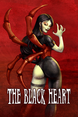 The Black Heart poster image on Steam Backlog
