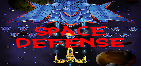 Space Defense cover art