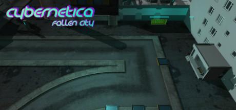 Cybernetica: fallen city cover art