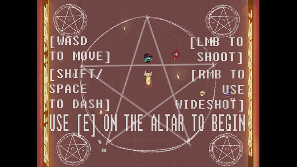 Screenshot of Shotgun Witch