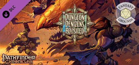 Купить Fantasy Grounds - Pathfinder RPG - Chronicles: Dungeon Denizens Revisited (DLC)