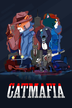 CatMafia poster image on Steam Backlog
