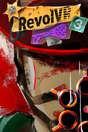 RevolVR 3 poster image on Steam Backlog