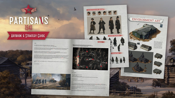 Скриншот №3 к Partisans 1941 - Supporter Pack