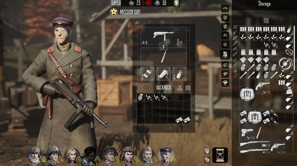 Скриншот №5 к Partisans 1941 - Supporter Pack