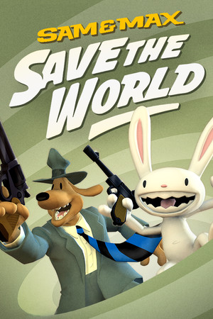 Sam & Max Save the World poster image on Steam Backlog
