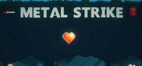 Metal Strike cover art