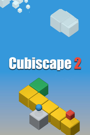 Cubiscape 2 poster image on Steam Backlog