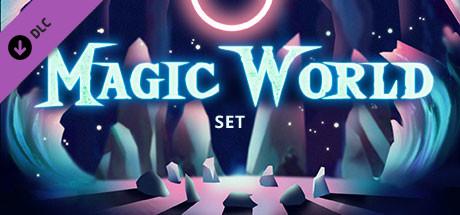 Movavi Video Editor Plus 2021 - Magic World Set cover art