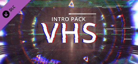 Movavi Video Editor Plus 2021 - VHS Intro Pack cover art